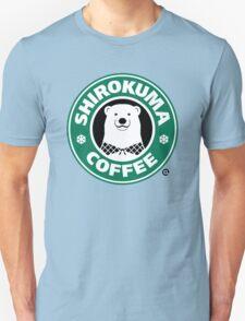 Shirokuma Coffee Unisex T-Shirt