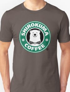 Shirokuma Coffee T-Shirt