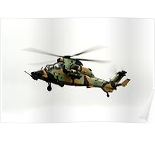 Eurotiger  Helicopter Poster
