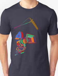 Camera and Microphone Unisex T-Shirt