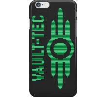 Fallout Vault Tec iPhone Case/Skin