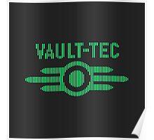 Fallout Vault Tec Poster