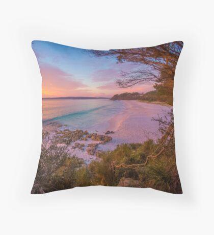 Window on the Dawn Throw Pillow