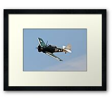 Commonwealth Aircraft Corporation  CAC  WIRRAWAY Framed Print