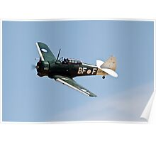 Commonwealth Aircraft Corporation  CAC  WIRRAWAY Poster