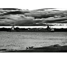Onnimous Skies Photographic Print