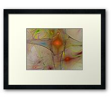 Silky Dreams Framed Print