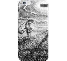 burden loosed iPhone Case/Skin