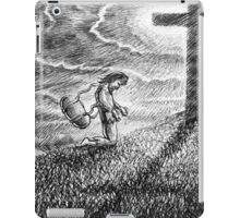 burden loosed iPad Case/Skin