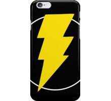 Amazing Lightning Bolt iPhone Case/Skin