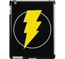 Amazing Lightning Bolt iPad Case/Skin