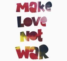 MakeLoveNotWar by Jasper Sman