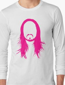 Steve Aoki - Color Long Sleeve T-Shirt