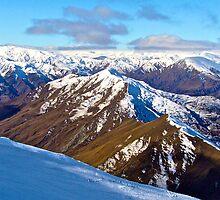 Coronet Peak by Craig Trapp