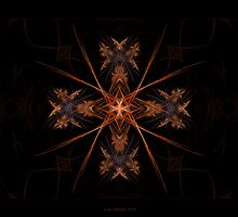 """Angle Angel""  - Fractal Art by Leah McNeir"