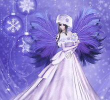 Winter Frost Fairy by PixieVamp