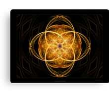 """Hope""  - Fractal Art Canvas Print"