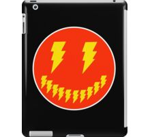 Smile Lightning Bolt iPad Case/Skin