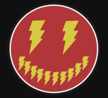 Smile Lightning Bolt by coolvintage