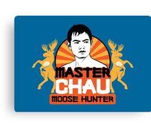 Master Chau Canvas Print