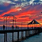BRIGHTON JETTY by Raoul Madden
