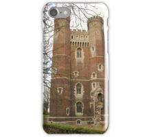 Tattershall Castle - Lincolnshire iPhone Case/Skin