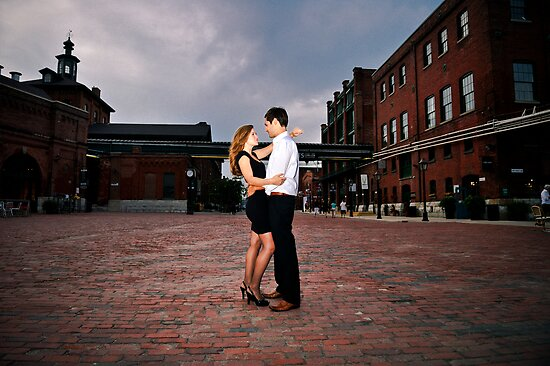 Love at The Distillery District  by jrdesign