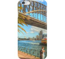 Our Beautiful Harbour iPhone Case/Skin