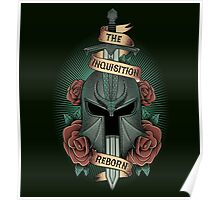 The inquisition reborn Poster