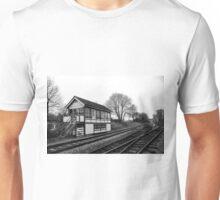 Wakes Colne Signal Box Unisex T-Shirt
