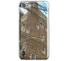 Tattershall Through The Trees iPhone Case/Skin