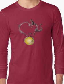 A Balancing Act Long Sleeve T-Shirt