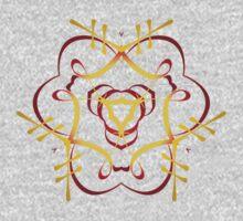 Oriental Lines - Flower Kids Clothes