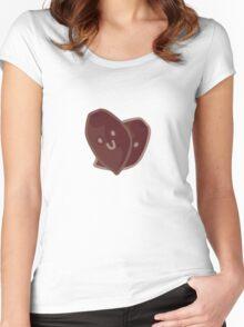 Vegasaur - Kalamata Olives Women's Fitted Scoop T-Shirt