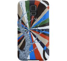 Rainbow around a Tree; Or ideas from Someones Mind Samsung Galaxy Case/Skin