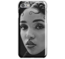 FKA twigs iPhone Case/Skin