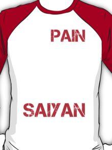 No Pain No Super Saiyan - Funny Tshirts T-Shirt