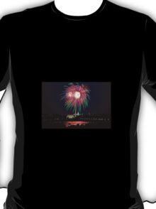 Fireworks over the Pentagon T-Shirt