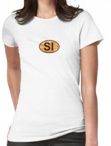 Seabrook Island - South Carolina. Womens Fitted T-Shirt