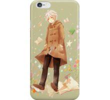 "No.6 ""Shion"" iPhone Case/Skin"