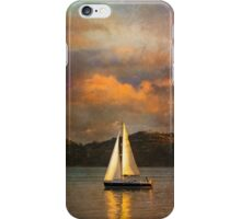 Rembrandt sailing in Lisbon:) Happy Easter dear friends:) iPhone Case/Skin