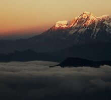Dhaulagiri Dreaming by Harry Oldmeadow