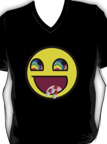 Awesome Face flip drugs T-Shirt