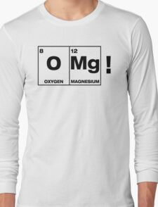 iZombie - OMg! Long Sleeve T-Shirt