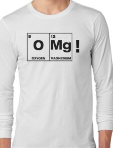 iZombie - OMg! Long Sleeve T-Shirt