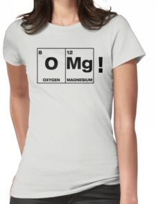 iZombie - OMg! Womens Fitted T-Shirt