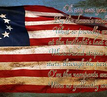 Star Spangled Banner by Ryan Houston