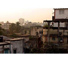 Calcutta Dawn Photographic Print
