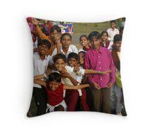 Calcutta Kids Throw Pillow