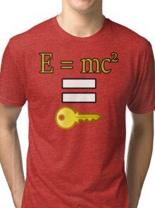 JackSepticeye's Speed Is Key! Tri-blend T-Shirt